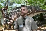 Samuel Grenier, directeur services clients au Zoo de... (Julie Catudal, La Voix de l'Est) - image 1.0