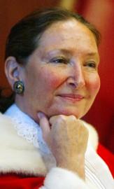 La juge Rosalie Abella... (La Presse canadienne, Fred Chartrand) - image 2.0