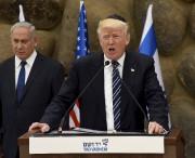 Le premier ministre israëlien Benjamin Netanyahu écoute le... (AFP, DEBBIE HILL) - image 2.0