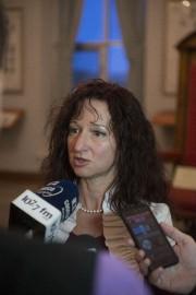 Caroline Gravel, directrice du Service des infrastructures urbaines... (Archives, La Tribune) - image 1.0