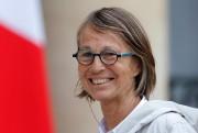 La ministre française de la Culture, Françoise Nyssen... (Photo Charles Platiau, Reuters) - image 1.0