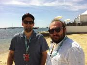 Philippe David Gagné et Jean-Marc E. Roy.... (Le Soleil, Éric Moreault) - image 2.0