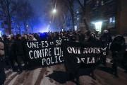 Manifestation à Montréal-Nord, à la suite de la... (Olivier Jean, archives La Presse) - image 2.0