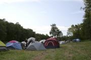 La Grosse Lanterne, c'est aussi du camping le... (Julie Catudal) - image 1.0