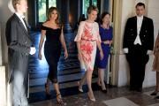 Le couple Trump a été accueilli au palais... (AFP, Yorick Jansens) - image 2.0
