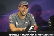 Cette semaine, Jenson Button remplace Fernando Alonso au... (AFP, Bertrand Langlois) - image 3.0