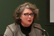 La conseillère Corinne Labbé... (Julie Catudal, archives La Voix de l'Est) - image 2.0