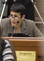 Nicole Bergeron... (Archives La Tribune, Marie-Lou Béland) - image 1.0