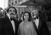 Le réalisateur Jean Beaudin, l'actrice Monique Mercure et... (PhotoRALPH GATTI, archives Agence France-Presse) - image 2.0