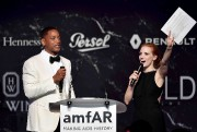 Will Smith et Jessica Chastain... (AFP, Alberto Pizzoli) - image 4.0