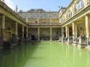 Bath est reconnue pour abriter des bains romains,... (Photo La Tribune, Isabelle Pion) - image 1.1