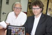 Le député Pierre Reid a assuré le producteur... (La Tribune, Jean-François Gagnon) - image 1.0