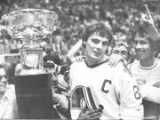 Marc Tardif était le capitaine des champions 1977... (Archives Le Soleil) - image 4.0