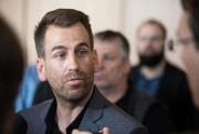 Le porte-parole syndical Michel Trépanier.... (PHOTO LA PRESSE) - image 2.0