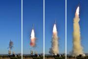 Des images fournies par KCNA montrent le lancement... (Photo AFP) - image 4.0