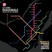 Prévue à l'origine de Montréal-Nord au centre-ville (notre... (IMAGE FOURNIE PAR VALÉRIE PLANTE) - image 2.0