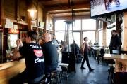 Le Foxtail Cafe a tout du refuge accueillant... (PHOTO BERNARD BRAULT, LA PRESSE) - image 2.0