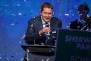 Le nouveau chef du Parti conservateur du Canada,... (AFP, Geoff Robins) - image 2.0