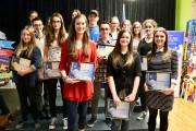 La lauréate de 1er secondaire est Emy-Lee Lepage... - image 3.0