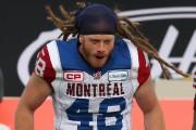 Les Alouettes de Montréal avaient libéré le 29... (Archives La Presse) - image 4.0