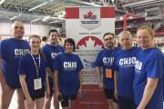 Le club des Maîtres nageurs du Saguenay (MSAG)... (Photo courtoisie) - image 2.0