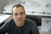 L'un des directeurs chez Construction St-Arnaud, Javier Paredes,... (Stéphane Lessard, Le Nouvelliste) - image 1.0