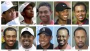 Tiger Woods à travers les années, de ses... (AP) - image 3.0