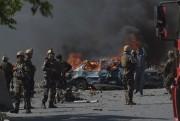 «L'explosion a été causée par une citerne à... (PHOTO AFP) - image 1.0
