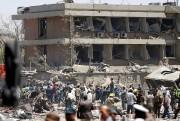 La déflagration a été si forte qu'elle a... (PHOTO REUTERS) - image 1.1