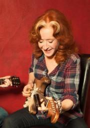 Les fans de Bonnie Raitt ont sans doute... (Photo fournie par Redwing Records) - image 2.0
