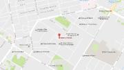 L'ambassade canadienne à Kaboul a été lourdement endommagée... (Image Google Maps) - image 1.0