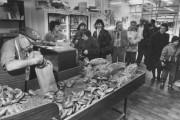 La foule attend ses bagels frais, à la... (Photo fournie par la boulangerie St-Viateur) - image 3.0