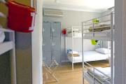 Une des chambres partagées del'auberge M Montréal, rue... (La Presse, Olivier Jean) - image 3.0