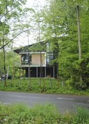 La pente du toit au sud permet de... (fournie par AUpoint architecture) - image 3.0