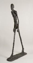Alberto Giacometti, Homme qui marche, 1960. Bronze, 180,5... (Photo © Succession Alberto Giacometti/ SODRAC pour le Canada (2018)) - image 1.0