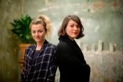 Stéphanie et Mélanie Boulay... (PhotoDAVID BOILY, Archives LA PRESSE) - image 1.0