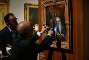Le conservateur sénior des maîtres anciens, Hilliard T.... (Photo Martin Chamberland, La Presse) - image 3.0