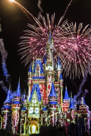Happily Ever After est le nouveau spectacle son... (Photo fournie par Disney World) - image 1.0