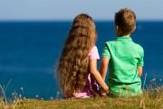Le chagrin d'amour des enfants n'est pas un... (Photo Thinkstock) - image 2.0