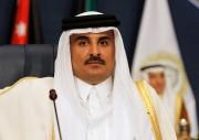 L'émir du Qatar, Tamim ben Hamad Al-Thani.... (REUTERS) - image 3.0