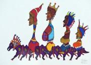 Les fous du roi... (Photo Le Quotidien, Rocket Lavoie) - image 7.0