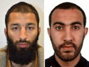 Khuram Shazad Butt (à gauche) etRachid Redouane... (fournie par la police métropolitaine de Londres) - image 2.0