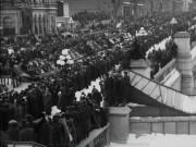 Un film de Léo-Ernest Ouimet montrant les funérailles... (PHOTO TIRÉE DU FILMLes funérailles de Sir Wilfrid Laurier) - image 1.0