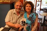 Gilbert et Guylaine Grenier ont voulu donner une... (Audrey Tremblay, Le Nouvelliste) - image 1.0