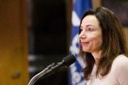 Martine Ouellet, qui a été présente près de... (Archives La Presse, NINON PEDNAULT) - image 2.1