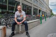 Xavier Peich, fondateur de SmartHalo... (Photo Catherine Lefebvre, collaboration spéciale) - image 2.0