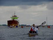 Le troisième Défi kayak Desgagnés Montréal-Québec se tiendra... (collaboration spéciale Jean-Sébastien Massicotte) - image 4.0