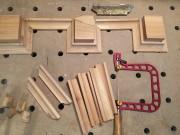 Les blocs des frises ont été mesurés, taillés... (fournie par Hélène Champagne et Louis Brunelle) - image 2.0