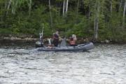 Les recherches effectuées sur la rivière Métabetchouane se... (Photothèque Le Soleil) - image 2.0