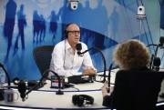 L'émission pilotée par Alain Gravel connaît une hausse... (PHOTO Martin Chamberland, LA PRESSE) - image 3.0